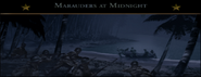 Marauders at Midnight Loading Screen