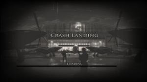 Crash Landing Loading Screen