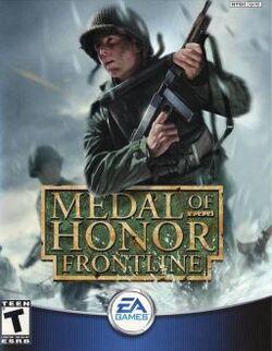Medal of Honor- Frontline
