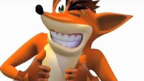 Crash Bandicoot techno themes remix