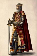 King Arthur by InfernalFinn