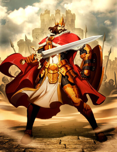 King arthur by genzoman-d34hawp