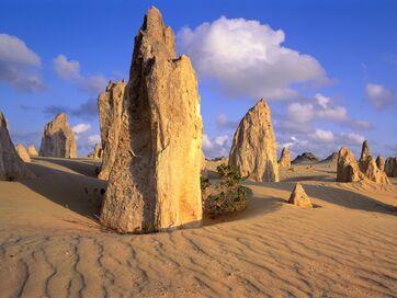 Pinnacles-desert