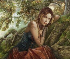 Fantasy princess - amelia