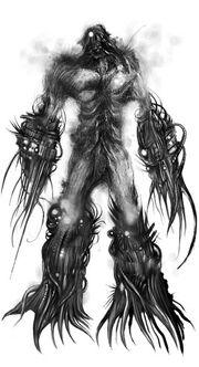 Summoned demon