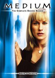 Medium S2 DVD