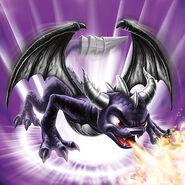Series 1 Dark Spyro