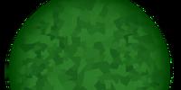 Green Camocrystal