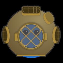 Antique-DiverH