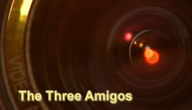 The Three Amigos Title