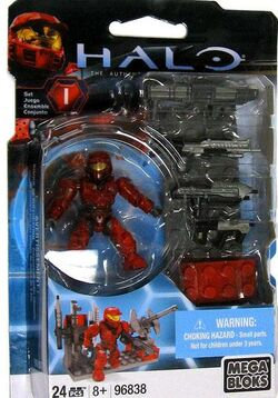UNSC Red Weapons-box