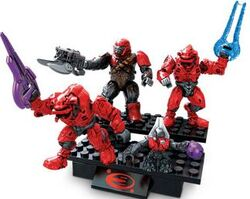 Covenant Red CU-set