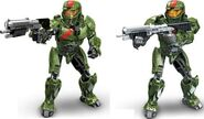 Green Spartan Red Team-set