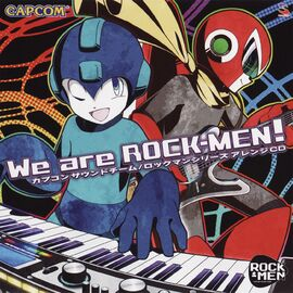 We are ROCK-MENFront