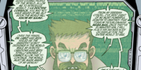Doctor Mikhail Cossack/Archie Comics