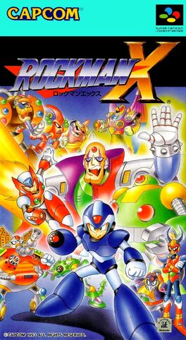 File:Rockman X Box Art.jpg