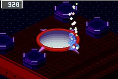 Secret Area - MegaMan entering