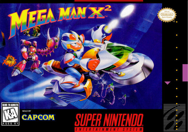 File:Mega Man X2 Box Art.jpg