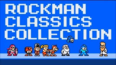 『ロックマン クラシックス コレクション』プロモーション映像2