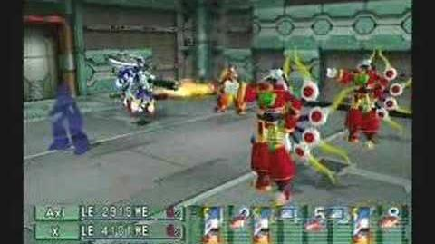 Megaman X Command Mission EightTails