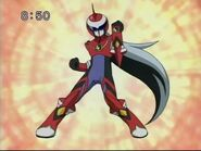 Cross fusion - protoman (2nd)