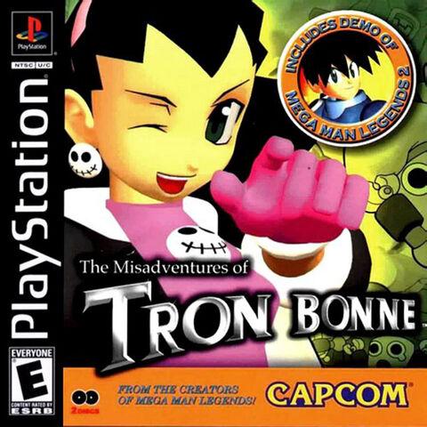 File:Misadventures Of Tron Bonne boxart.jpg