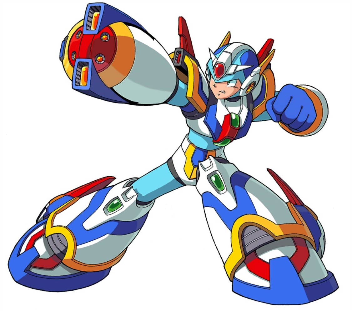 Fourth armor mmkb fandom powered by wikia - Megaman wikia ...