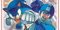 Sonic/Mega Man Worlds Collide - The Complete Epic