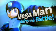 Megaman Joins The Battle