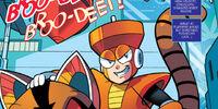 Top Man/Archie Comics