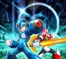 Mega Man X (seria)