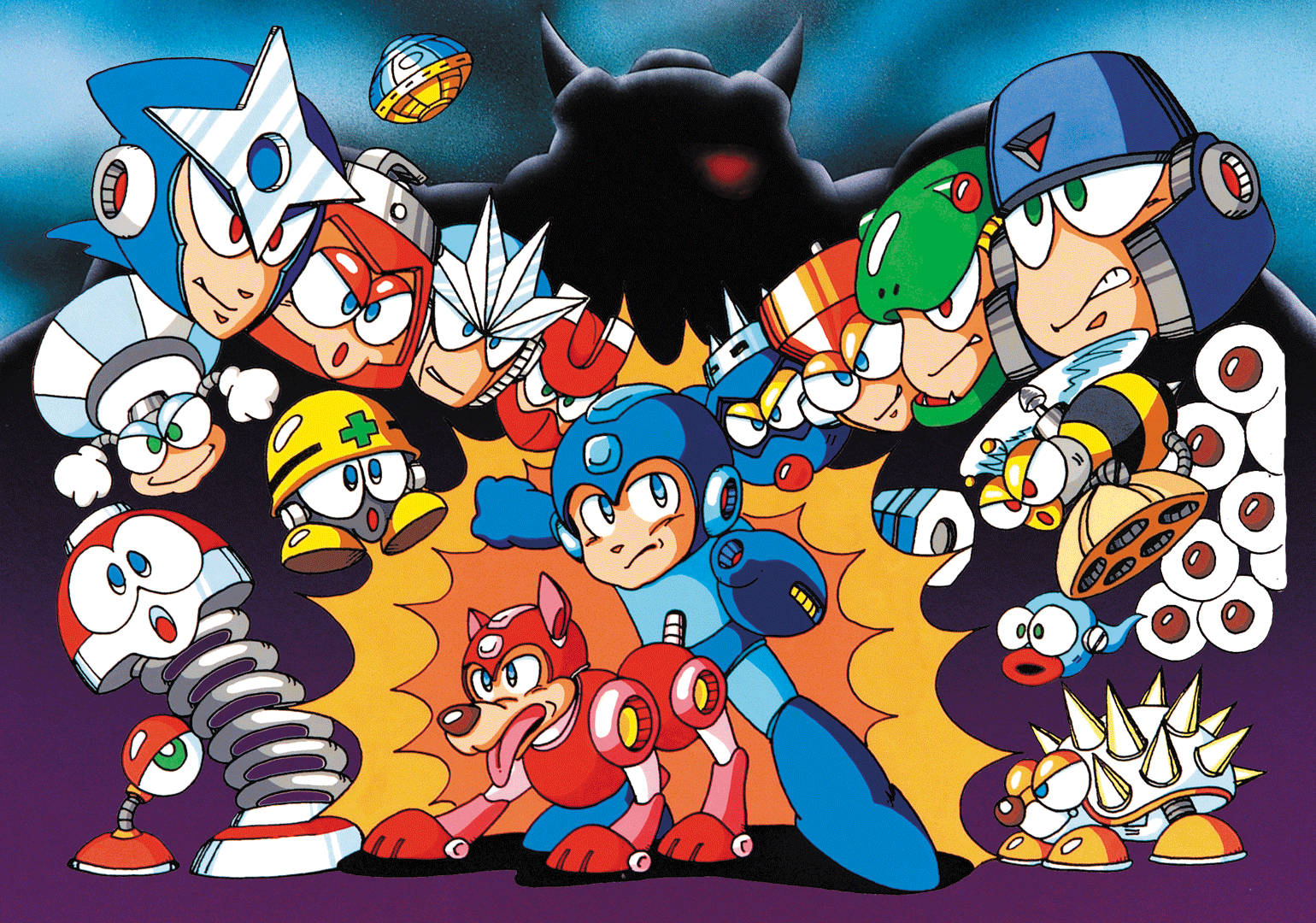 Image result for megaman 3
