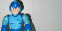 Mega Man cartoon merchandise