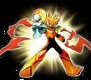 Sol Cross MegaMan