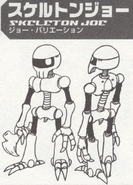 MegamixSkeletonJoe