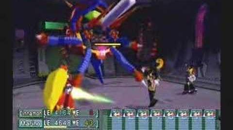 Megaman X Command Mission Mad Nautalis Again