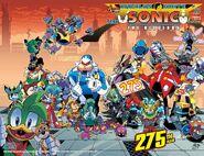 Sonic The Hedgehog -275 (variant 2)