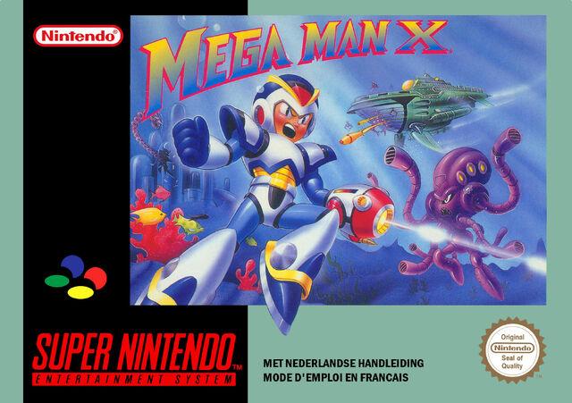 File:Mega Man X European Box Art.jpg