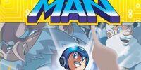 Mega Man Graphic Novel Volume 5