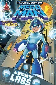 Archie-FCBD12 MegaMan