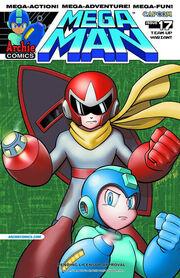 Mega Man 17 V