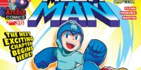 Archie Mega Man Issue 36