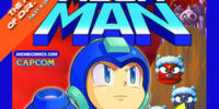 Archie Mega Man Issue 12