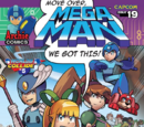 Archie Mega Man Issue 19