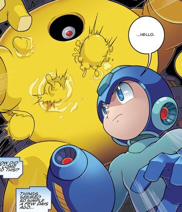 Megaman 1 2