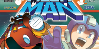 Archie Mega Man Issue 27