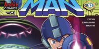 Archie Mega Man Issue 29