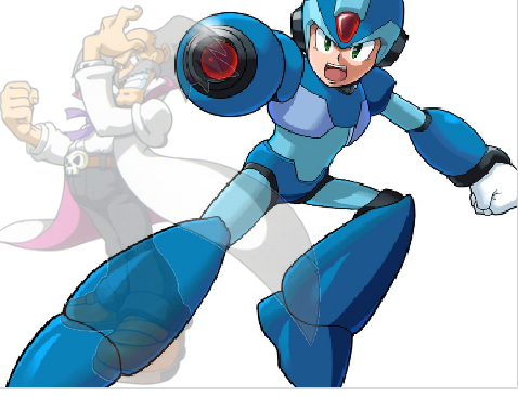 Mega Man X- Blast From The Past Game Cover