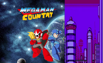 Megaman Country