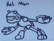 Eel Man Rough Draft